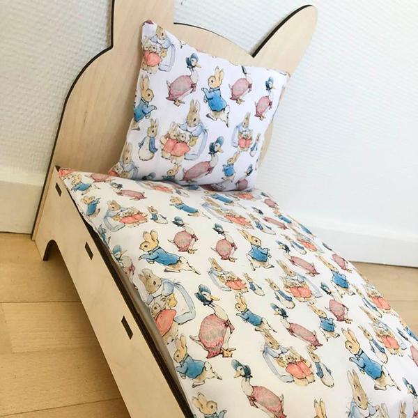 Bett für Kaninchen peter Kaninchen