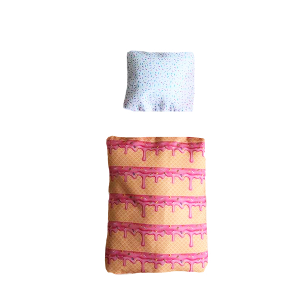 Bettwäsche für Kaninchenbetteis