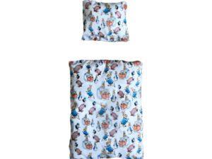 Kaninchen Bettwäsche mit peter Kaninchen