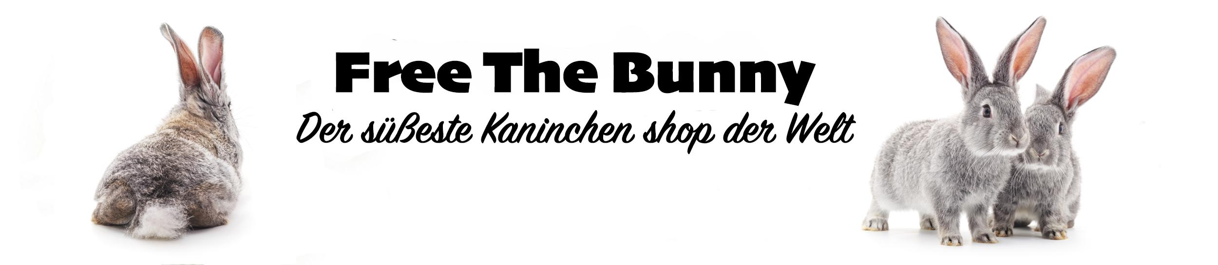 free the bunny banner de